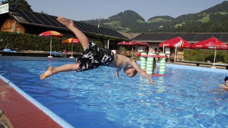 Schwimmbad Itter, © Ferienregion Hohe Salve