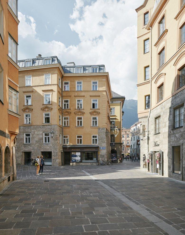 Old town of Innsbruck , © Tirol Werbung