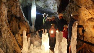Hundalm Ice Cave, © Hannes Dabernig
