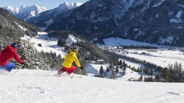 Jöchelspitze ski area, © Lechtaler Bergbahnen/ Alex Kaiser