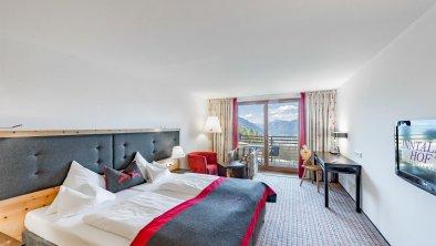 Doppelzimmer Weitsicht Deluxe - Hotel Inntalerhof