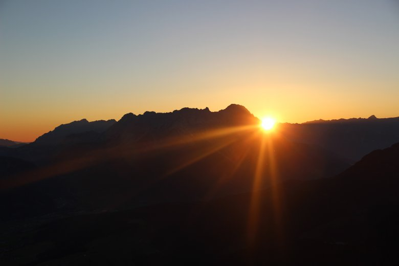 Kaiser Mountains