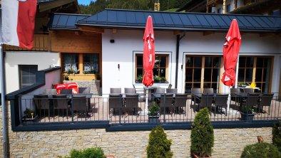AschauerHof mit Terrasse, © Aschauerhof