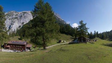Mountain bike ride up to the Neue Magdeburger Hütte, © TVB Innsbruck/Andreas Stöger