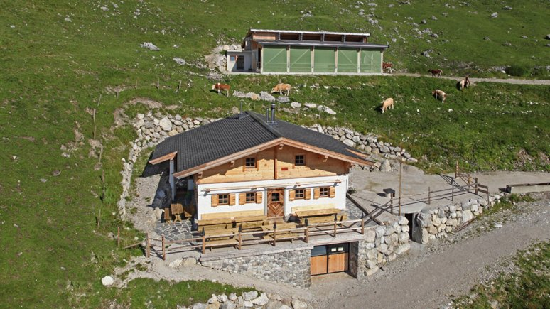 Obere Regalm, © Huetten.com