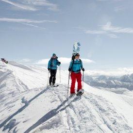 Ski touring in Tirol, © Tirol Werbung/Robert Pupeter