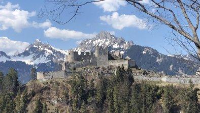 Festung Ehrenberg in Reutte, © Das Halali