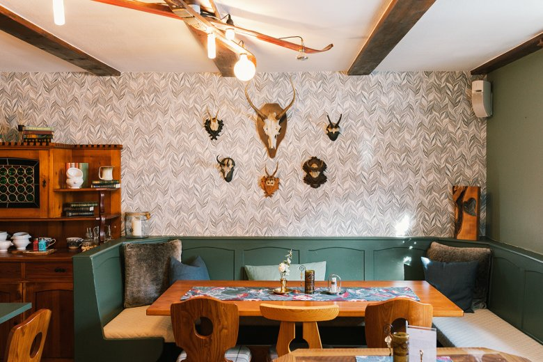 Gasthof Edelweiß goes Boutique Hotel: Miriam and Dave are living their dream.