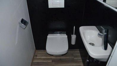 4 WC separat am Gang