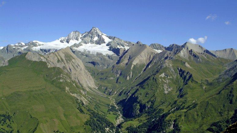 View of Grossglockner , © Osttirol Werbung/Zlöbl
