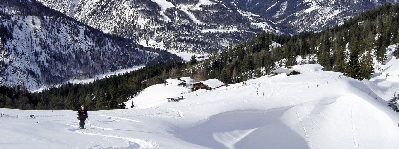 Kögljoch Col Snowshoe, © Franz Waldhart