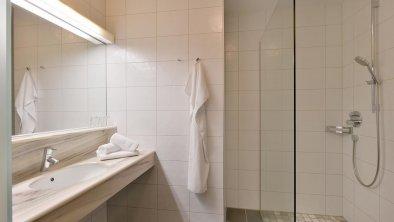 Zimmer 309 Badezimmer