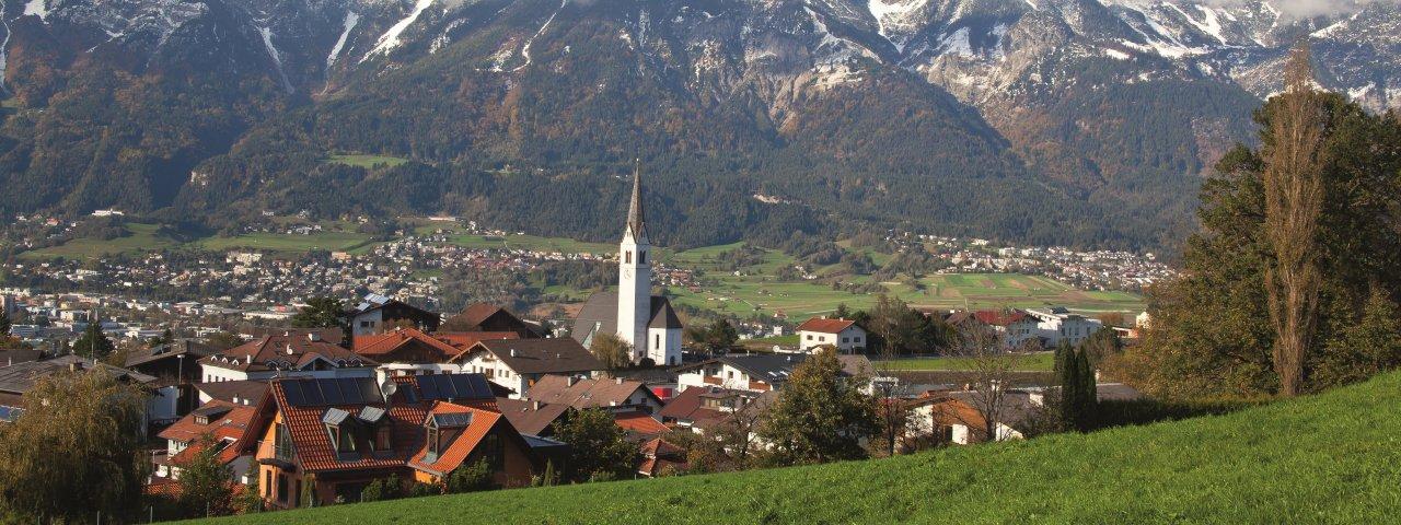 Aldrans in summer, © Innsbruck Tourismus/Christof Lackner