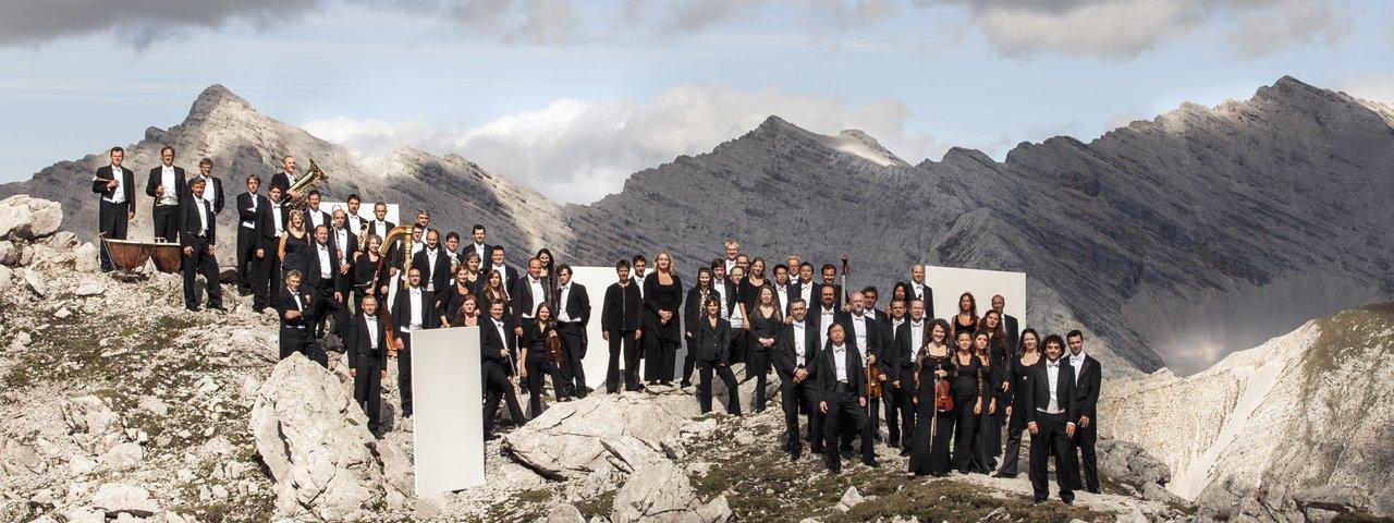 Tiroler Symphonieorchester (Tirolean Symphony Orchestra) Innsbruck, © Tiroler Landestheater