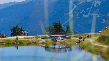 The Water World at Muttereralm, © Innsbruck Tourismus