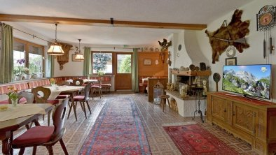 Hoamatl Mayrhofen - Frühstücksraum