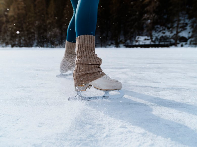 Why are snow and ice actually slippery?