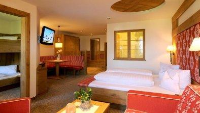 Hotel Pramstraller - Familien-Wohlfühlzimmer