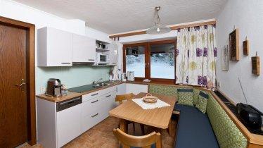 Küchenansicht große Wohnung