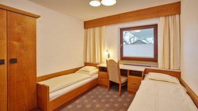 zweites Schlafzimmer Wildspitze