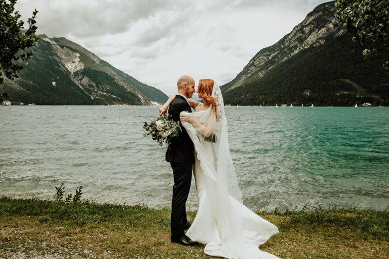 Beautiful location: Lake Achensee