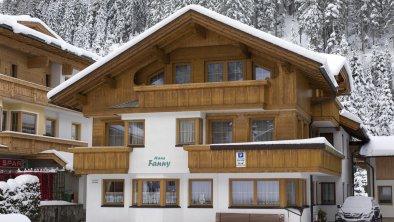 Haus Fanny im Winter, © kein Copyright