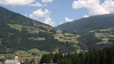 Ausblick zum Stummerberg