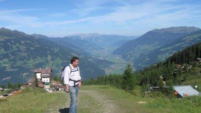 Wandern Zillertaler Bergwelt
