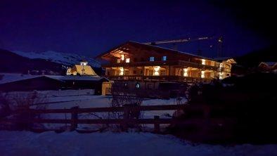 Hotel Nacht Winter für Homepage, © AschauerHof