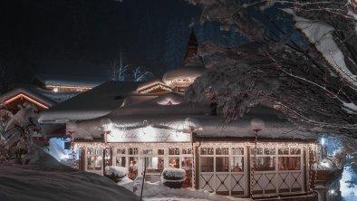 Pavilion Schnee kleinere Auflösung