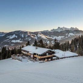 Angerer Alm in the St. Johann ski resort, © Thomas Plattner