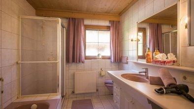 Badezimmer 1 Appartment Viktoria