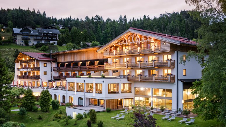 Panoramahotel Inntalerhof, © Panoramahotel Inntalerhof