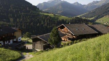 Typical farmhouses in Alpbach, © Tirol Werbung/Lisa Hörterer