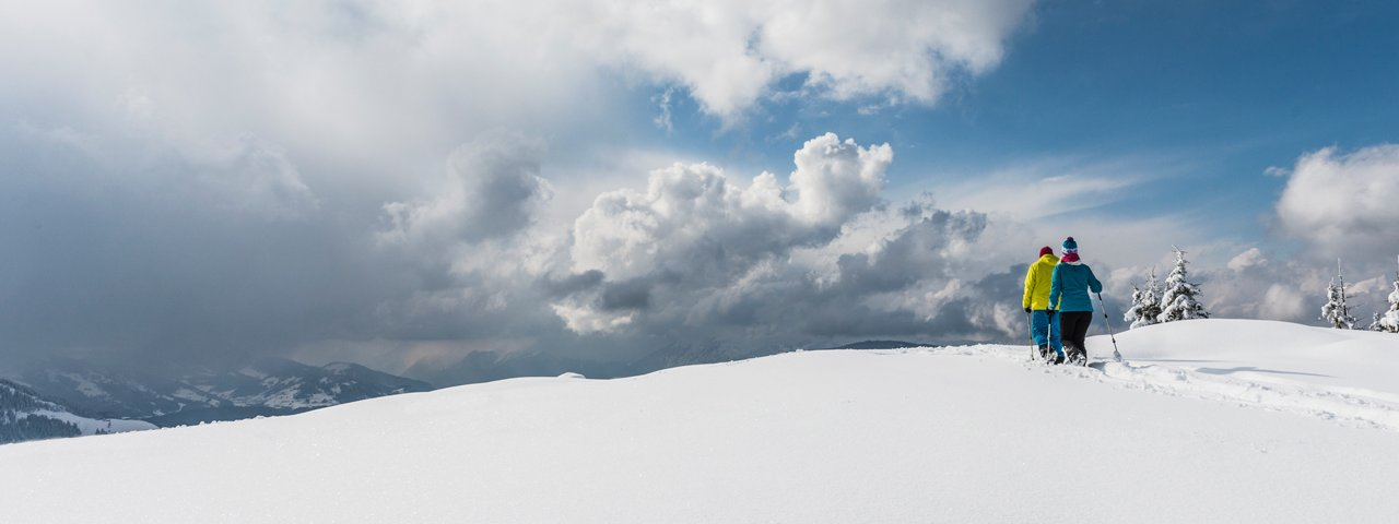 Winter Walking in Wilder Kaiser Region, © TVB Wilder Kaiser