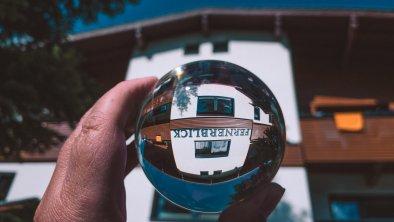 Fernerblick Apartments Hintertux Terrasse, © Fernerblick