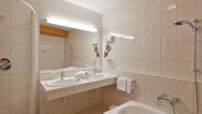 Zimmer 445 Badezimmer