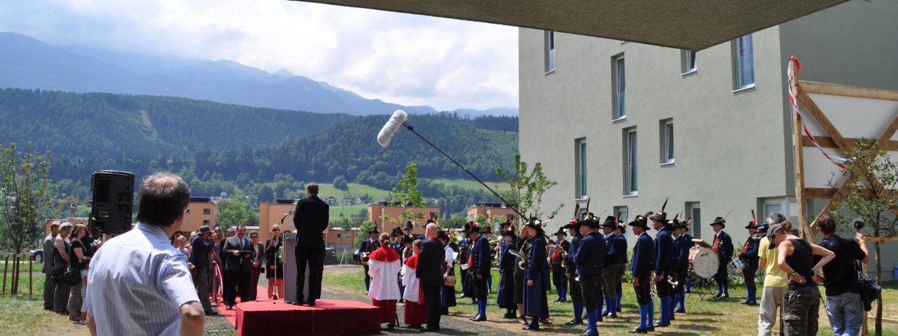 Tirol - a popular film location, © Region Hall-Wattens