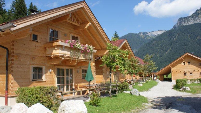 Achensee Alpine Village, © Fam. Kinigadner