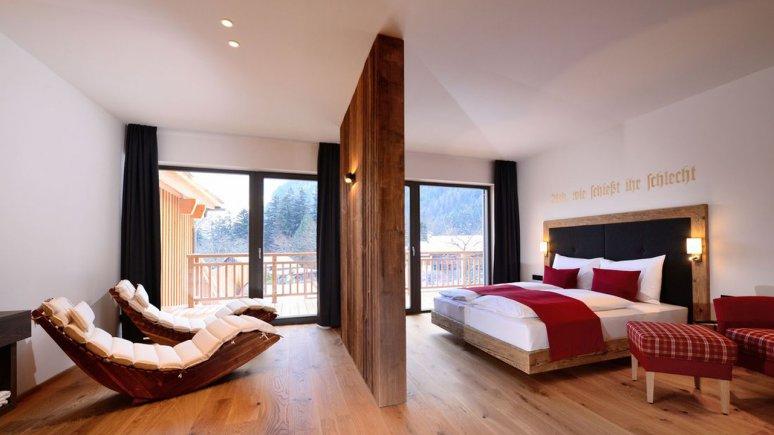 Room at the Antonius Apartments, © Antonius Apartments