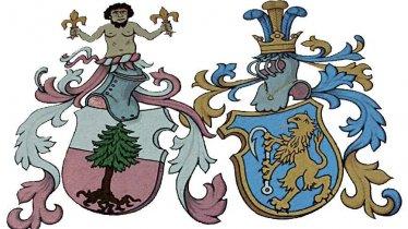 Wappen Forer-Angele