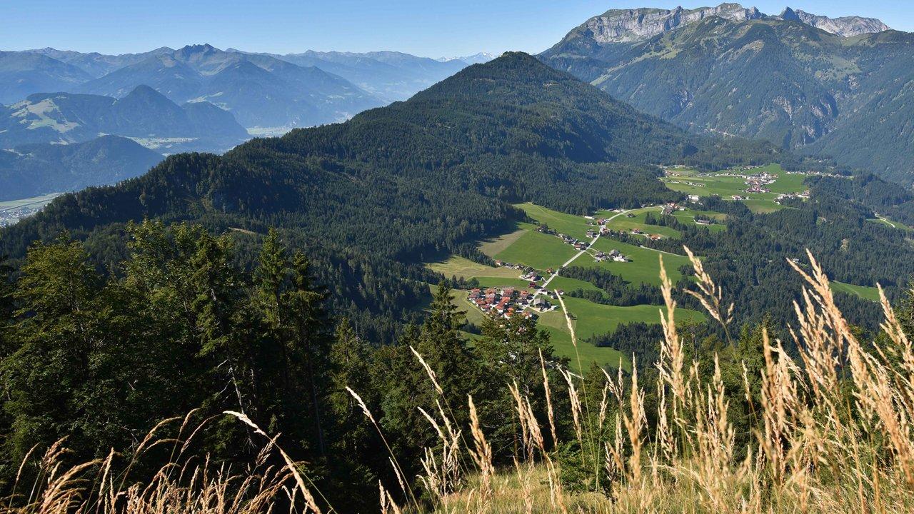 Brandenberg in summer, © Alpbachtal Tourismus / G. Griessenboeck