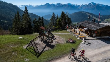 Mountain bike ride Rosshütte - Hocheggalm, © Olympiaregion Seefeld/Andreas Kern