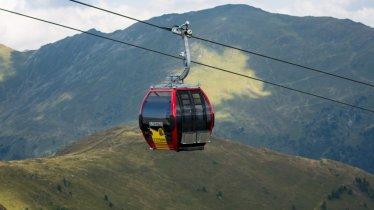 Dorfbahn Königsleiten  cable car, © Zillertal Arena