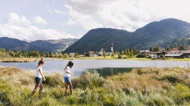 The Adolari Loop in the scenic Pillerseetal Valley, © Tirol Werbung/Robert Pupeter