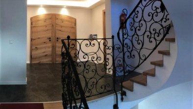 Eingang neue Zimmer und Apartments, © stw