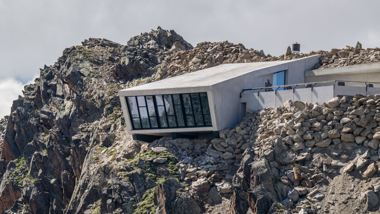 007 Elements - James Bond Adventure World on Gaislachkogel mountain, © Ötztal Tourismus