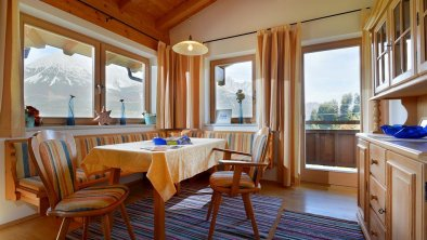 Appartement Wilder Kaiser Wohnzimmer