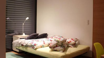 Living Room / Sofa bed, © Chalet M&M Alpine Retreat