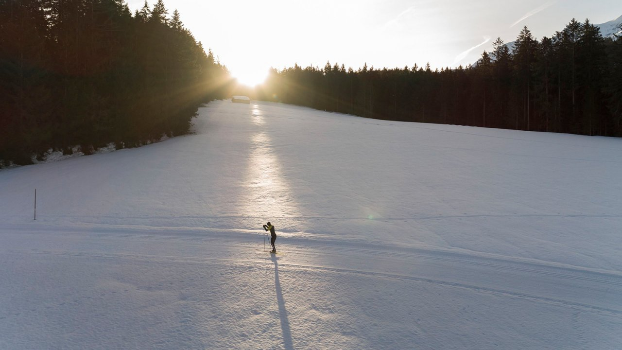 cross-country skiing in the Pillerseetal Valley, © Tirol Werbung / Webhofer Mario